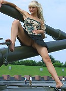 Military Thrilling Teen
