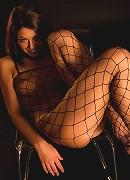 Iveta Fishnet 1